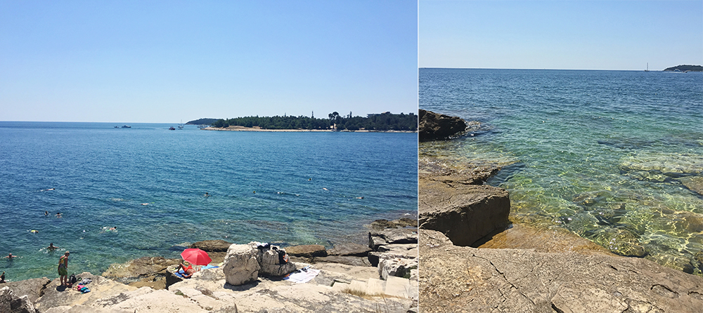 rovinj beach Travel Guide- Sally Says So