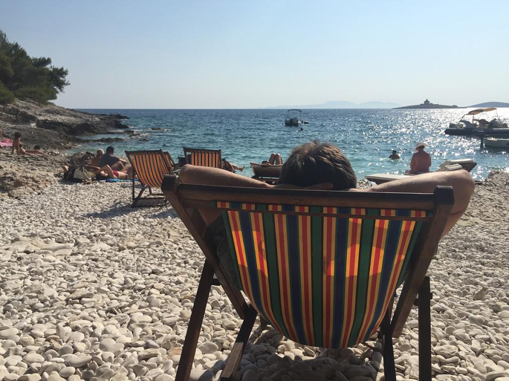 Mekicevica Beach- Hvar Beach Guide- Sally Says So