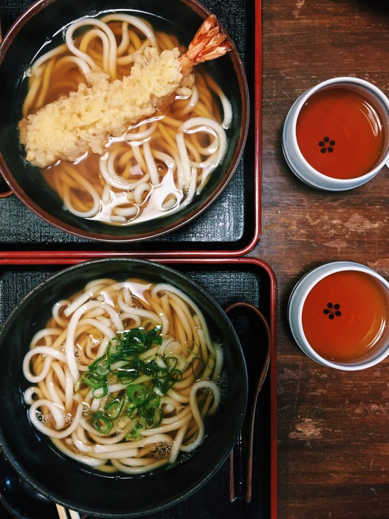 Where I recommend eating Tokyo and Kyoto - Sally Says So